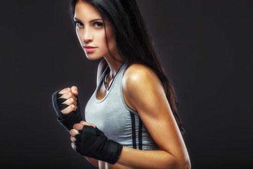 Conquista una donna aggressiva